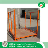 Metal Stacking Frame for Warehouse Storage by Forkfit