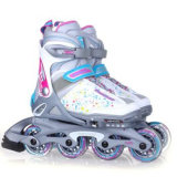 Adjustable Adult Quad Skate, Audit Factory, Unisex Size 32-35, 36-39