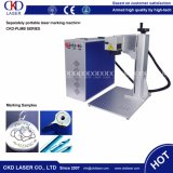 Ce Small Portable Metal Gold Silver Phone Laser Marking Machine