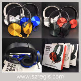 High-Quality Aluminum 3.5mm Mobile Phone Headset with Mic