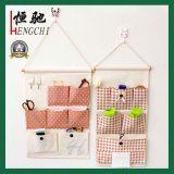 Wall Hanging Cotton Storage Bag for Food Grocery