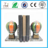 Polyresin Craft Funny Ball Bookend for Home Decoration