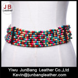 Fashion Style Garment Accessory Wholesale Handmade Bead Western Waist Belts