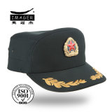 Chinese Embroidery Olive Green Custom Trucker Cap