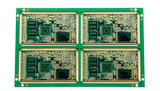 10 Layers 1.1mm Green Printed Circuit Board
