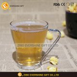 New Style Whisky Glass Cup Beer Glass with Handle