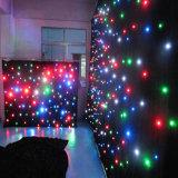 LED Dance Floor LED Star Backdrop (Full Color)