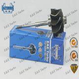 GT2256V 434882-0004 Shaft Wheel Turbine Wheel for Turbo 454191-0001 454191-0005