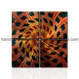 100% Handmade Metal Craft/Metal Wall Art Decor - Space Rotary