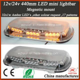 Amber Color Mini Bar with Gen 3 LEDs Around (TBG-601L-8C4)