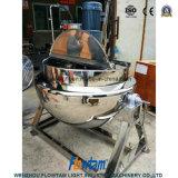 Tiltable Sugar Melting Cooking Kettle Jacket Kettle Cooking Pot