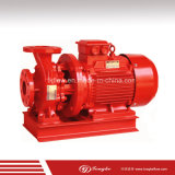 End Suction Electrical Motor Fire Fighting Water Pump