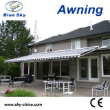 Waterproof Folding Arm Polyester Awning (B3200)