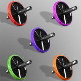 Portable Ab Wheel, Abdominal Exercise Wheel for Core Strength Training