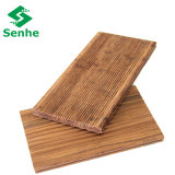 Waterproof Outdoor Laminate Bamboo Flooring with Strand Woven Bamboo