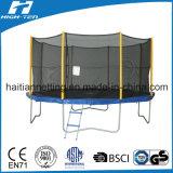 10 ft Round Premium Trampoline with Enclosure (HTTP10)