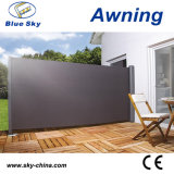 Aluminum Polyester Invisible Screen Awning (B700)