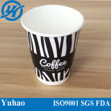 Disposable Double Wall Hot Drink Paper Cup