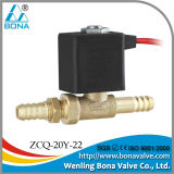 Bona Brass Solenoid Valve for Welding Machinezcq-20y-22 (1)