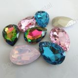 Lead Free Point-Back Crystal Beads for Jewelry