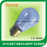 A15 Incandescent blue Bulb