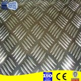 Aluminum Stair Checker plate 3003 H14 / H24 thickness 2.5mm
