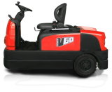 R 6 Ton Electric 4X4 Towing Tractor (QDD6)
