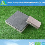 Ecological and Colourful Water Permeable Ceramic Bricks
