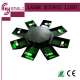 Octopus Laser Light with CE & RoHS for Stage (HJ-004)