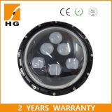 Angel Eyes LED Headlight 7inch Hi/Low 60W/30W LED Headlight