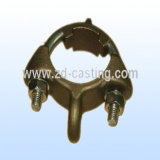 OEM Investment Steel Casting for Railway Electric Power Fittings