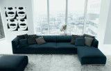 Modern Design Furniture Leather Sofa Set