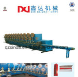 Automatic Gluing Slitting Folding Tobacco Paper Roll Machine Plant