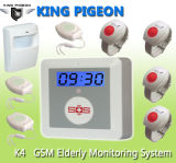 Sos Alarm with Fall Down Monitoring Get up Bed Functions