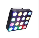 Hot Sell 16PCS RGB COB LED Martrix Blinder Effect Light