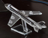 Souvenir & Promotional Gift Crystal Plane Model