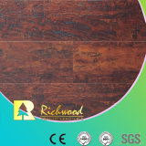 Commercial E1 AC3 Embossed Walnut Water Resistant Laminate Flooring