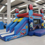 New Design Inflatable Combo Jumper with Slide (AQ0163)