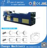 Xty-380 Custom Postcard Size Envelopes Making Machine Price