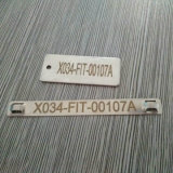 Laser Engraved Stainless Steel Cable Tags