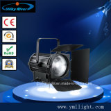 with Unique Design Fresnel 200W High Power LED Digital Stage Spotlight