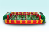 New! Inflatable Human Foosball Soccer Game for Sale CS003