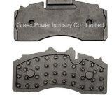 WVA29227 Cast Brake Pad Back Steel Plate