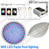 China Par56 Swimming Pool Light Replacement Led Bulblight 12v Rgb With Wifi Remote Controller