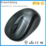Wholesale Cheap 1200CPI 3D Optical Wired Mouse