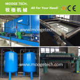 automatic waste water recirculating treatment system