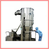 Fluid Bed Dryer for Capsule Granule Granulating and Drying