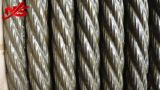 Heavy Grease Ungalvanized Steel Wire Rope 6X19s+FC