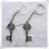 New Custom Cheap Metal Religious Key Chain (IO-ck069)
