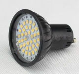 New Design Plastic Housing LED Spot Light Bulb GU10/MR16 4W
